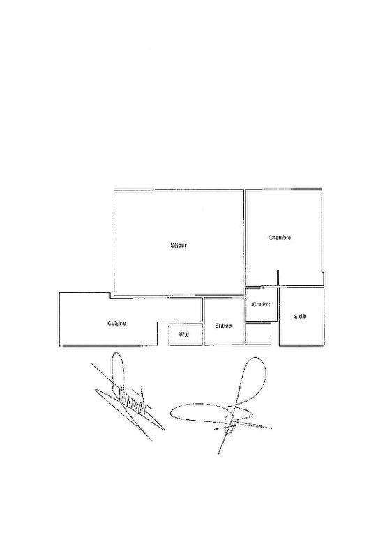 Appartement à vendre 2 47.8m2 à Saint-Laurent-du-Var vignette-6