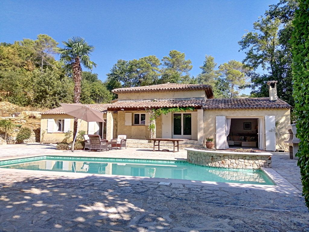 Maison à vendre 5 140.17m2 à Roquefort-les-Pins vignette-1