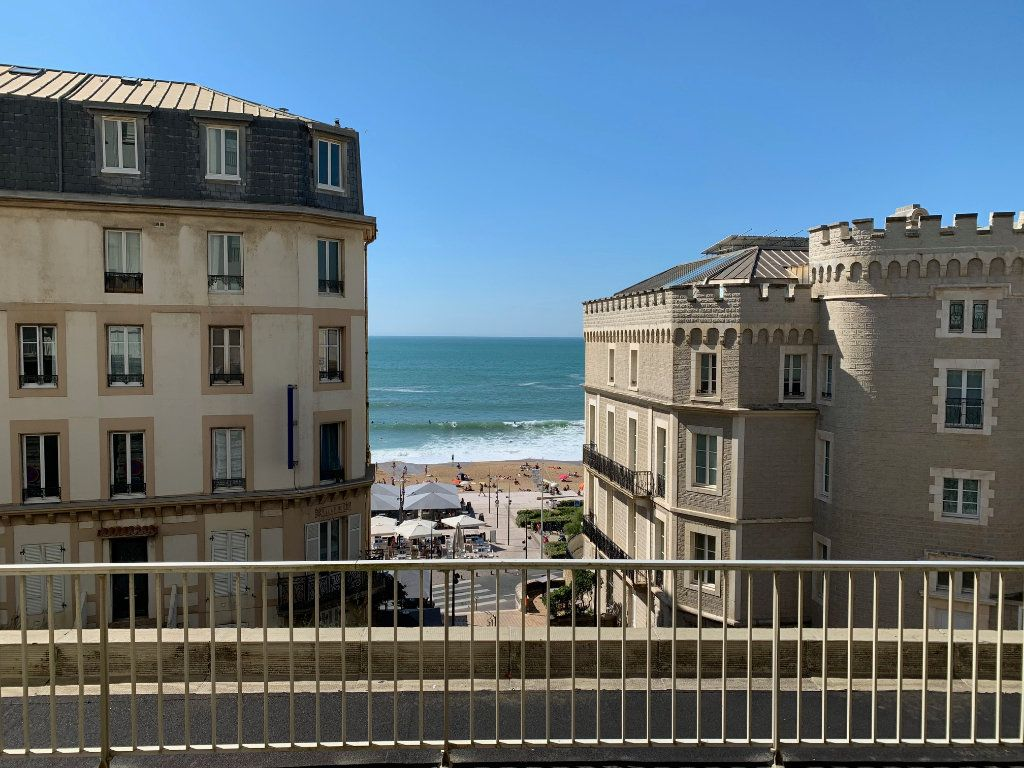 Appartement à vendre 1 12m2 à Biarritz vignette-1