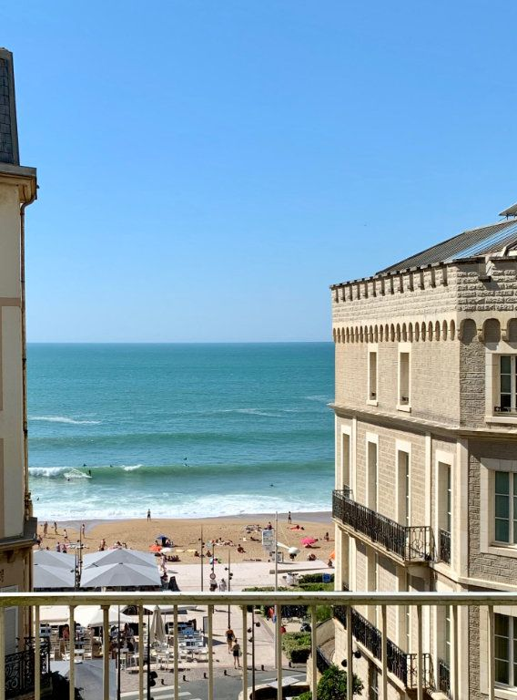 Appartement à vendre 1 12m2 à Biarritz vignette-4