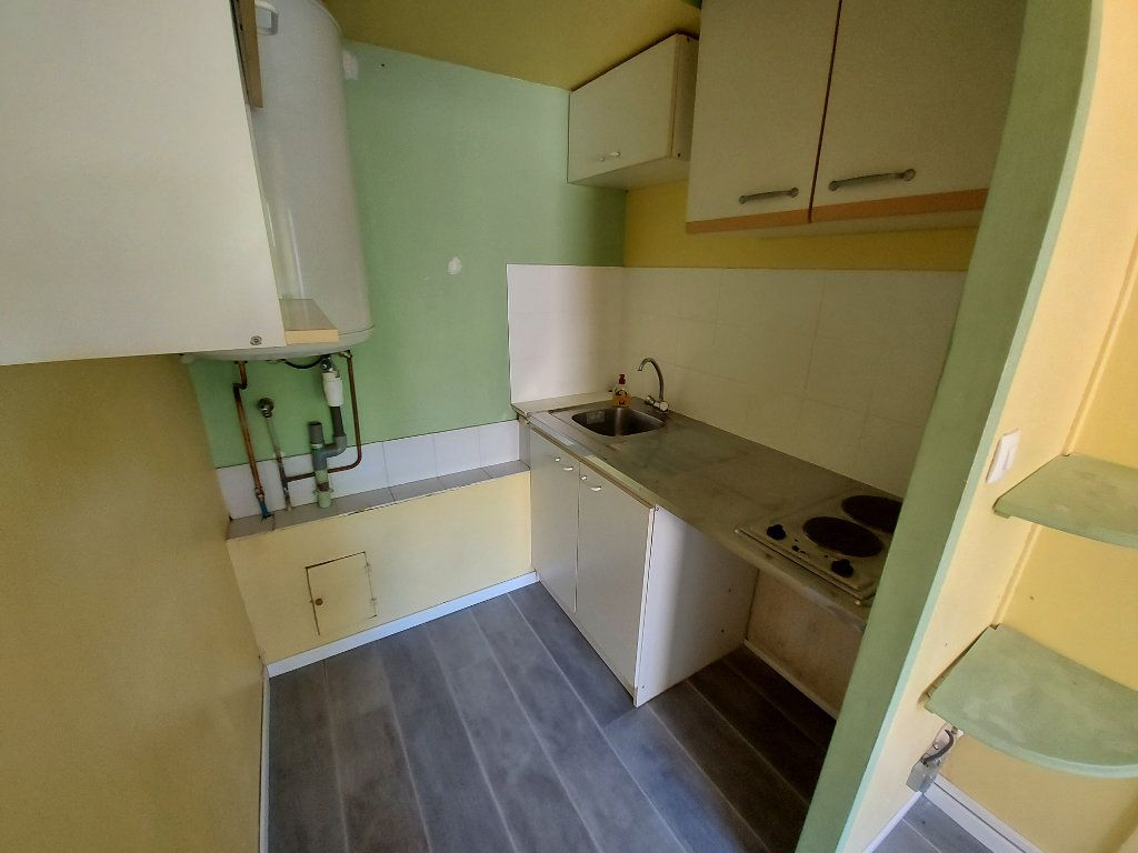 Appartement à louer 2 32.78m2 à Vitrolles vignette-3