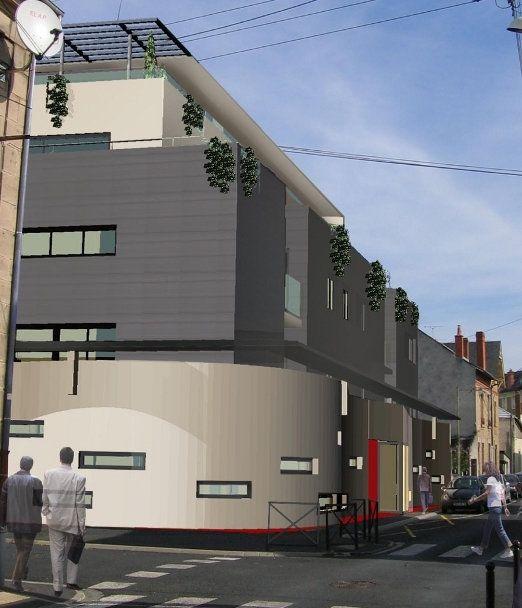 Appartement à vendre 2 74.28m2 à Brive-la-Gaillarde vignette-1