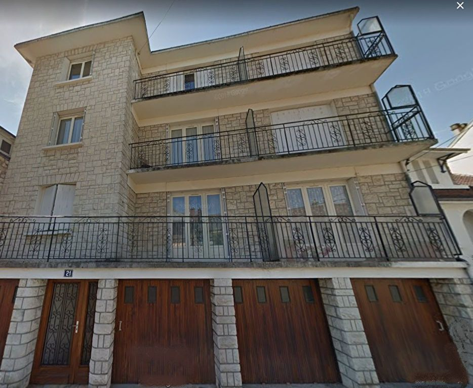 Appartement à louer 2 51m2 à Brive-la-Gaillarde vignette-9