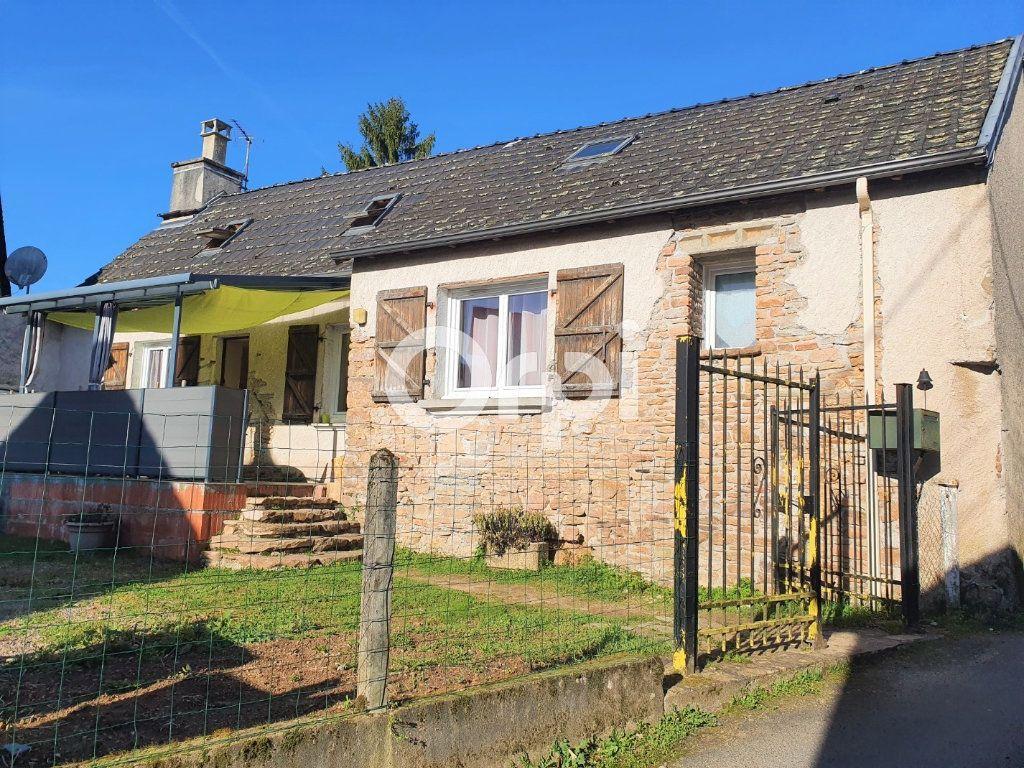 Maison à vendre 4 71m2 à Aubazines vignette-1