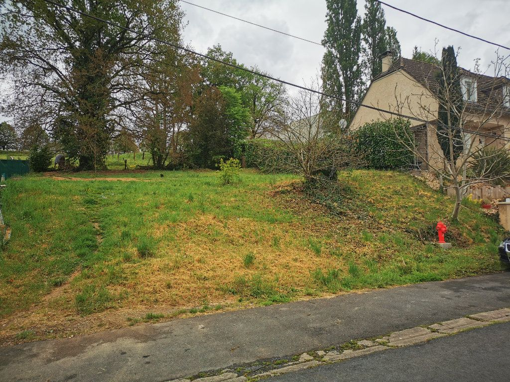 Terrain à vendre 0 522m2 à Brive-la-Gaillarde vignette-1