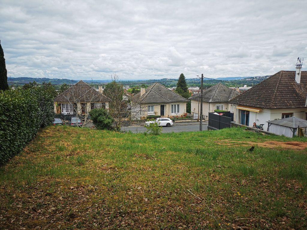 Terrain à vendre 0 522m2 à Brive-la-Gaillarde vignette-3