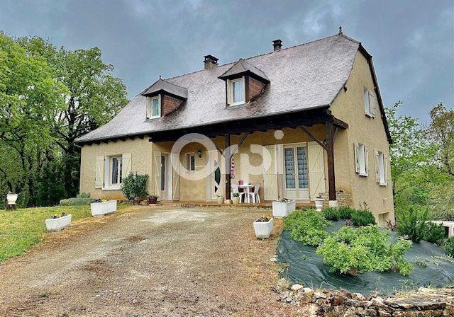 Maison à vendre 6 162m2 à Cressensac vignette-1