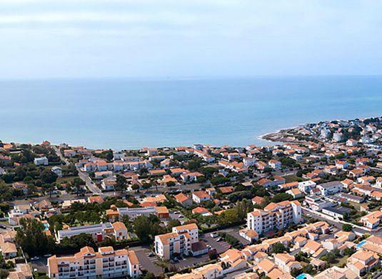 Appartement à vendre 2 47.79m2 à Vaux-sur-Mer vignette-2