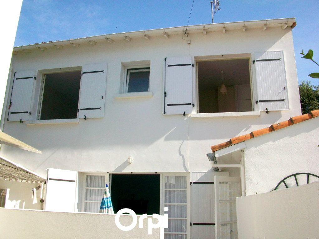 Maison à vendre 8 143.29m2 à Saint-Palais-sur-Mer vignette-1