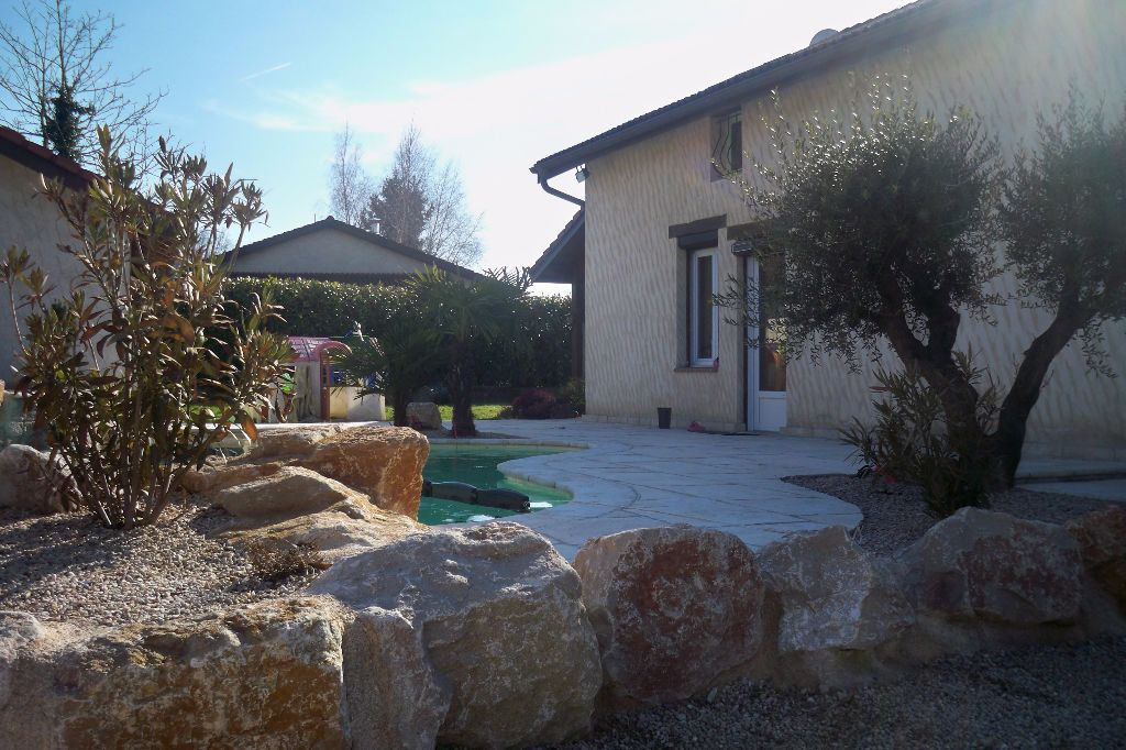 Maison à vendre 5 214m2 à Péronnas vignette-4