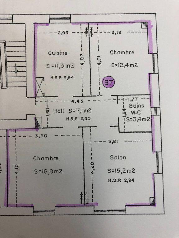 Appartement à vendre 4 65.3m2 à Hauteville-Lompnes vignette-12