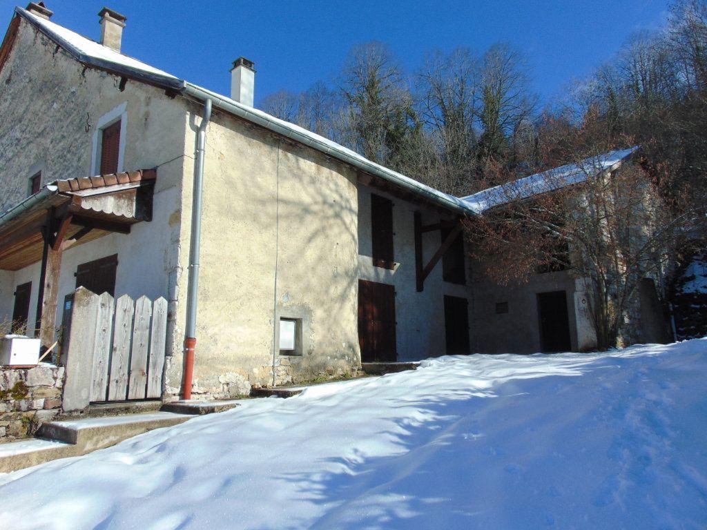 Maison à vendre 6 116m2 à Cormaranche-en-Bugey vignette-1