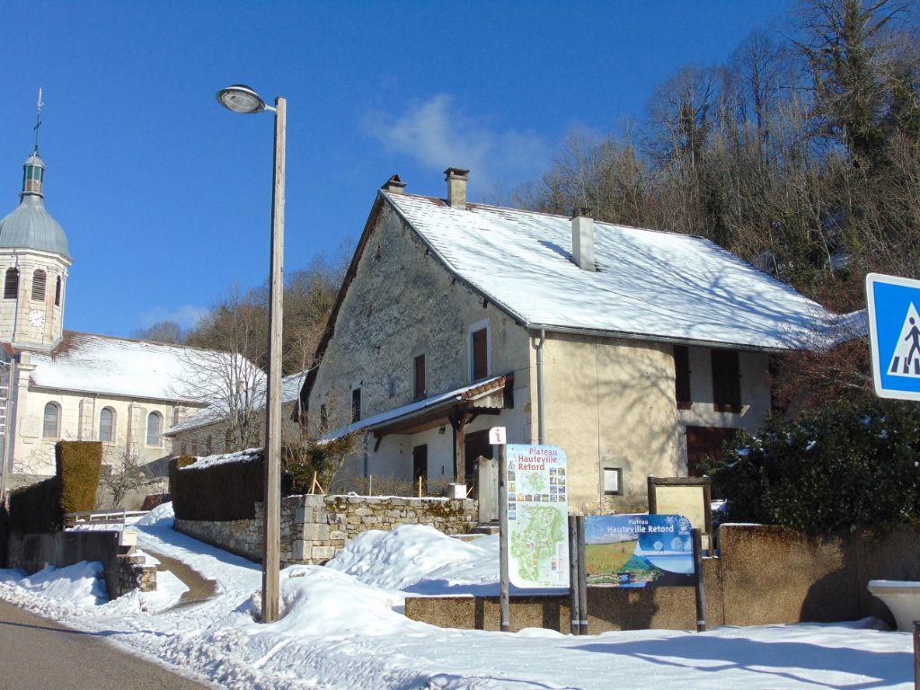 Maison à vendre 6 116m2 à Cormaranche-en-Bugey vignette-12