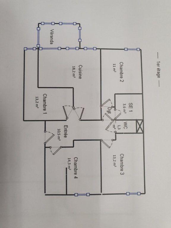 Appartement à vendre 5 91.13m2 à Bourg-en-Bresse vignette-1