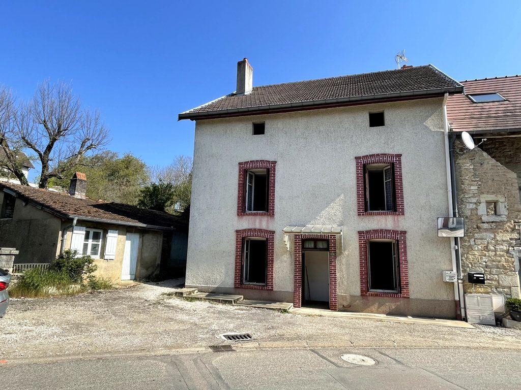 Maison à vendre 4 115m2 à Choisey vignette-1