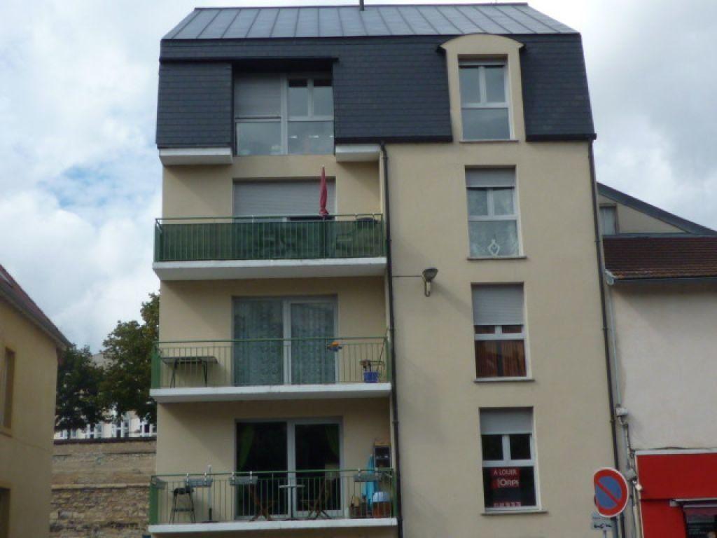 Appartement à louer 1 27.67m2 à Dijon vignette-1