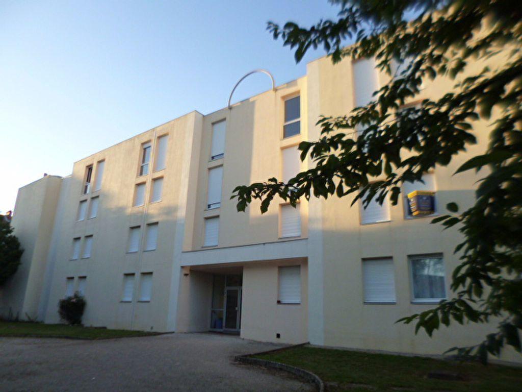 Appartement à louer 1 18.5m2 à Dijon vignette-1
