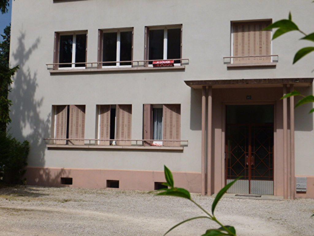 Appartement à louer 3 57m2 à Dijon vignette-1