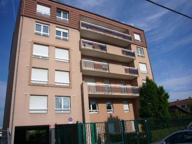 Appartement à louer 1 22m2 à Dijon vignette-1