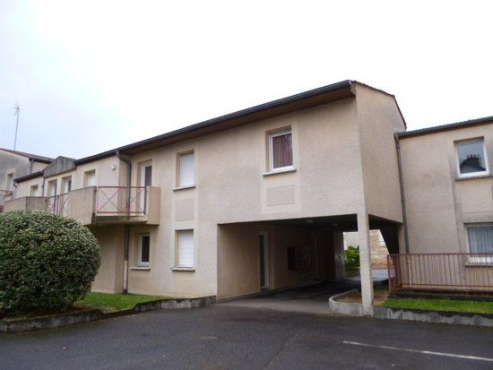 Appartement à louer 1 20.29m2 à Dijon vignette-1