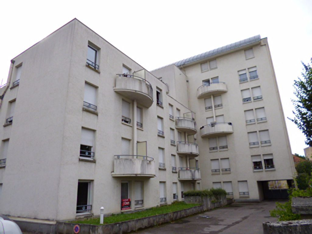 Appartement à louer 1 23.78m2 à Dijon vignette-1