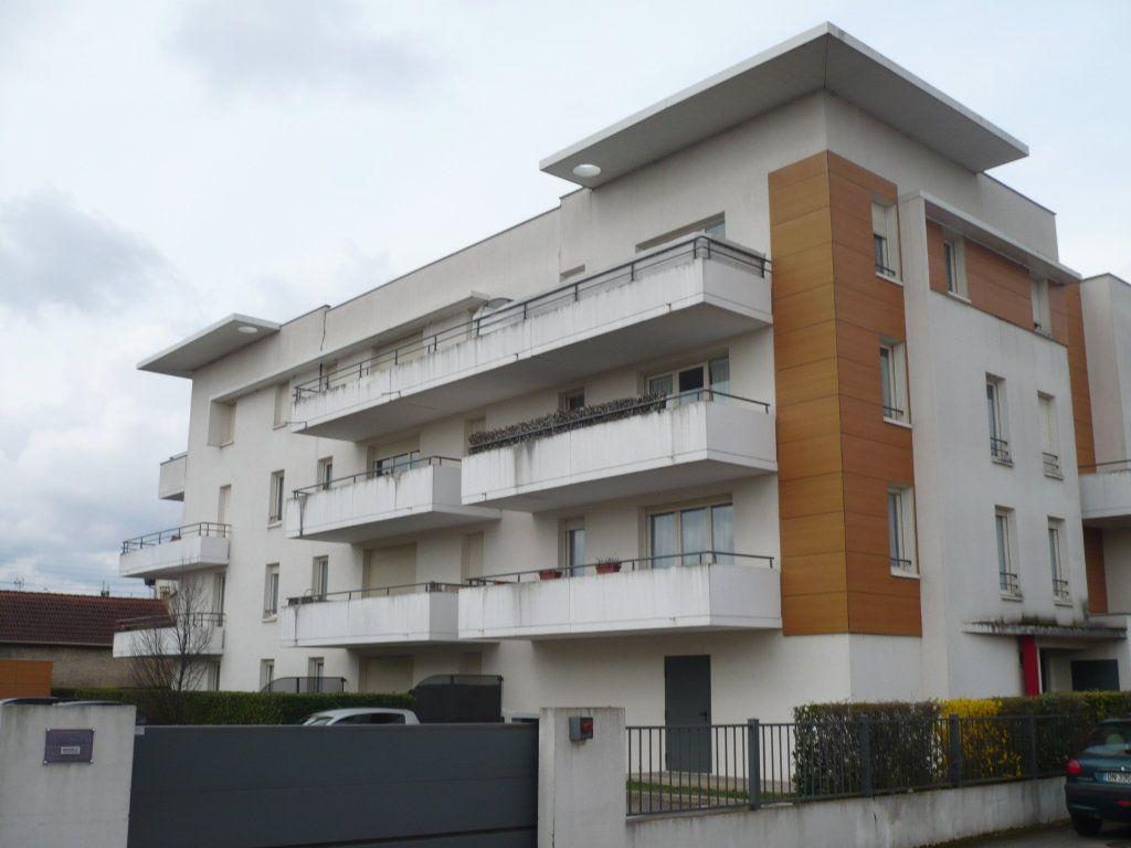 Appartement à louer 2 37m2 à Dijon vignette-1