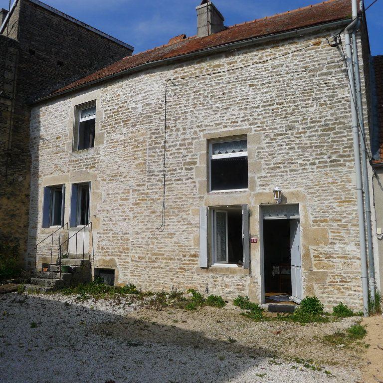 Maison à vendre 5 250m2 à Recey-sur-Ource vignette-2