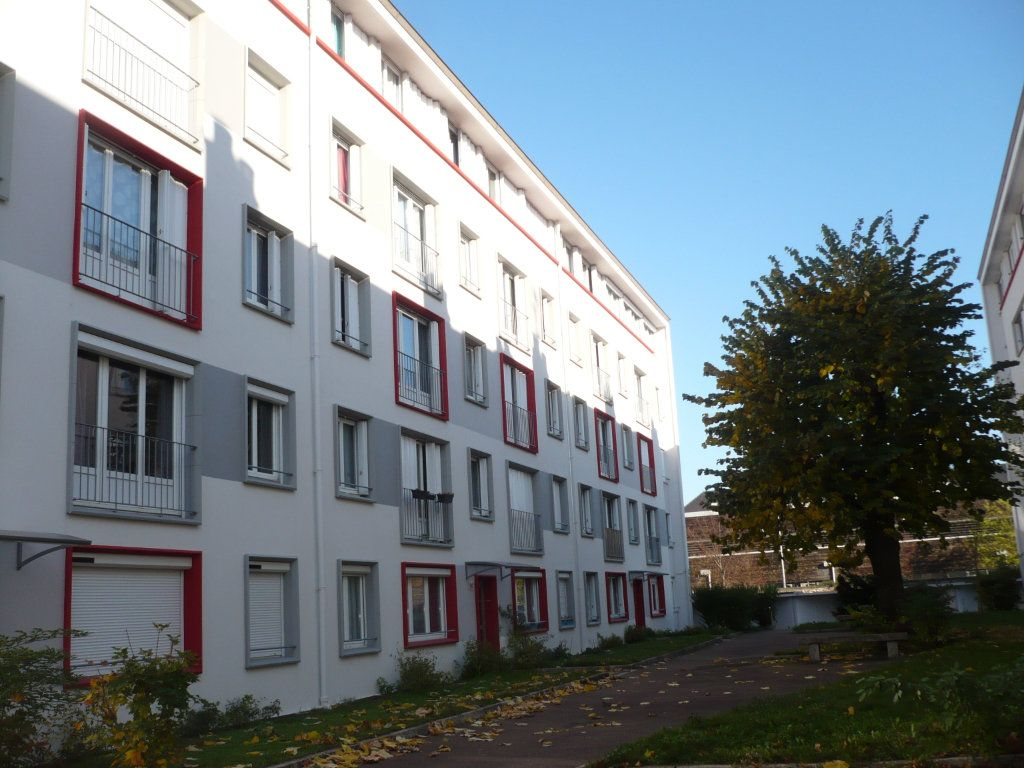 Appartement à louer 3 54.68m2 à Dijon vignette-1