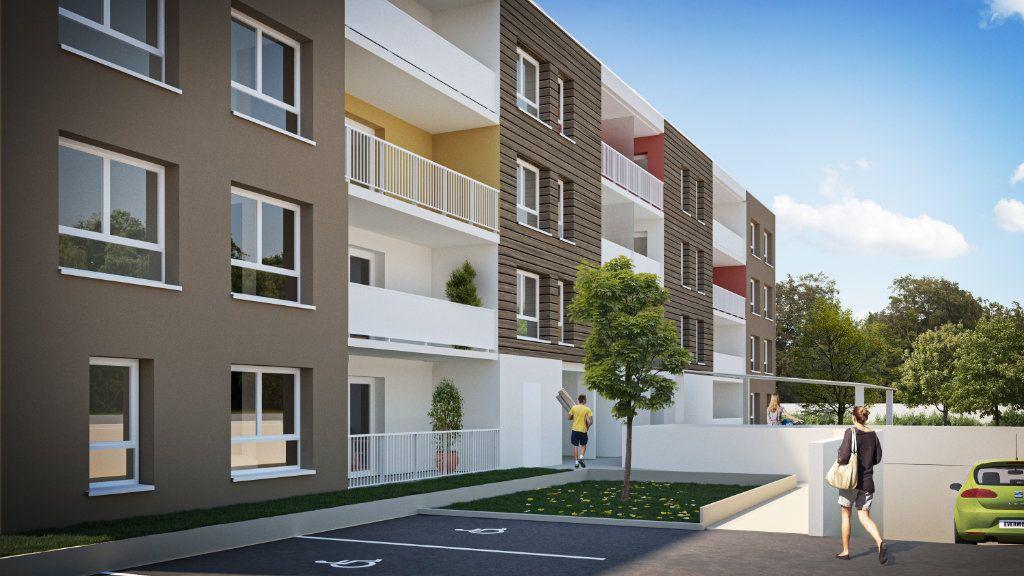 Appartement à vendre 2 38.5m2 à Chenôve vignette-1