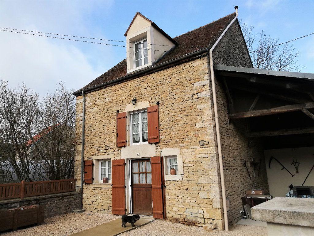 Maison à vendre 4 150m2 à Bligny-sur-Ouche vignette-1
