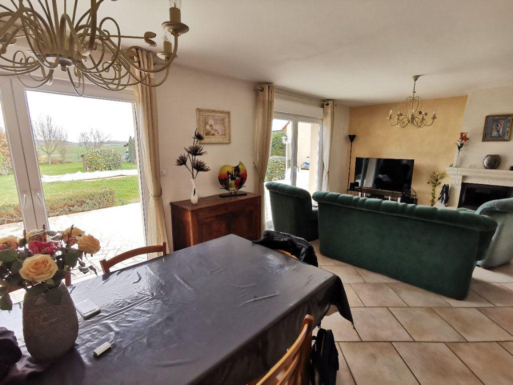 Maison à vendre 6 150m2 à Saint-Léger-Triey vignette-6