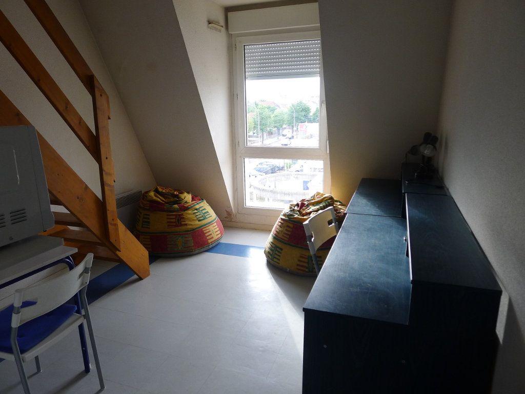 Appartement à louer 2 23m2 à Dijon vignette-3
