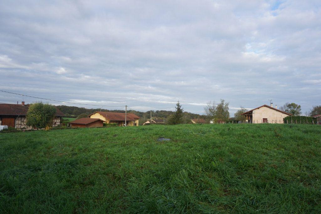 Terrain à vendre 0 1400m2 à Romenay vignette-4
