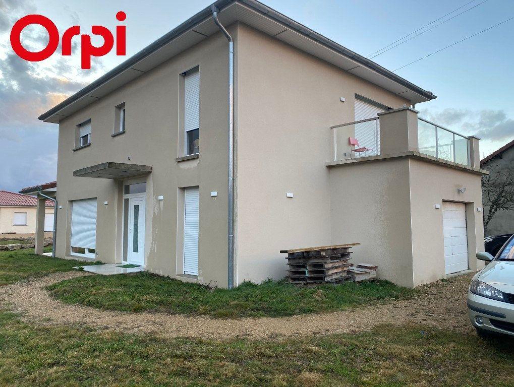 Maison à vendre 5 150m2 à Attignat vignette-1