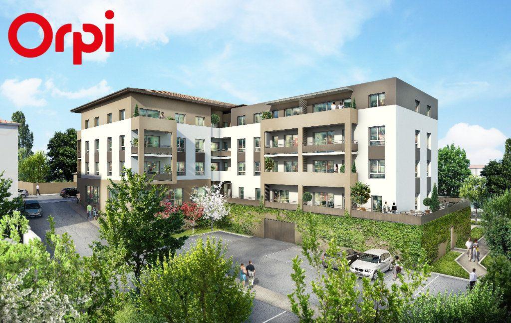 Appartement à vendre 3 54m2 à Montrevel-en-Bresse vignette-1