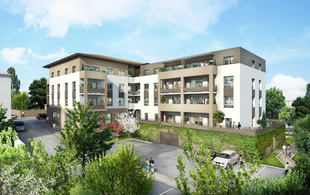 Appartement à vendre 3 54m2 à Montrevel-en-Bresse vignette-2