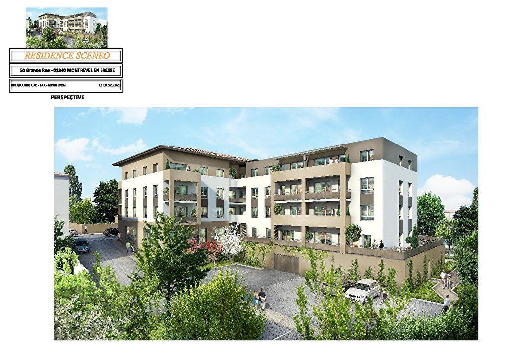 Appartement à vendre 3 54m2 à Montrevel-en-Bresse vignette-4