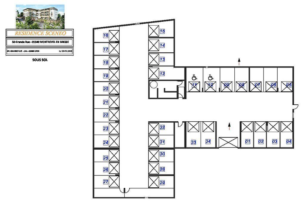 Appartement à vendre 3 54m2 à Montrevel-en-Bresse vignette-15