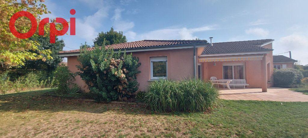 Maison à vendre 6 123m2 à Bâgé-le-Châtel vignette-13