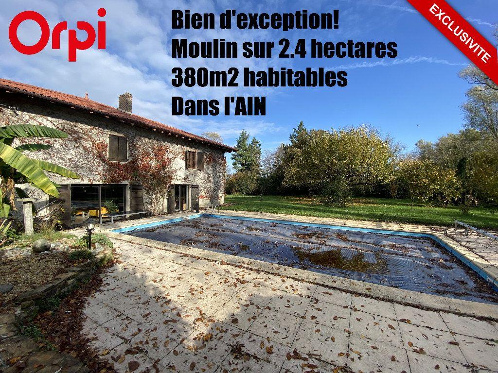 Maison à vendre 10 380.5m2 à Attignat vignette-1