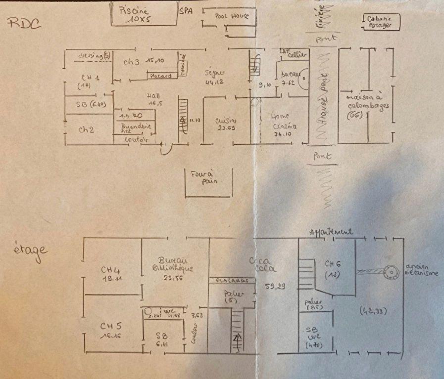 Maison à vendre 10 380.5m2 à Attignat vignette-9