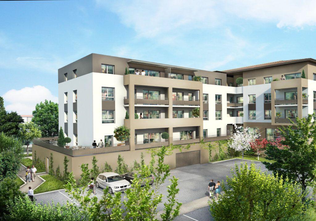 Appartement à vendre 2 47.67m2 à Montrevel-en-Bresse vignette-1
