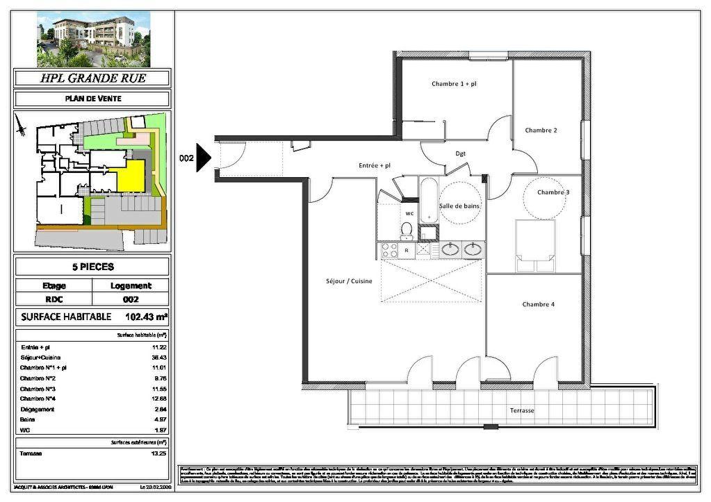 Appartement à vendre 2 47.67m2 à Montrevel-en-Bresse vignette-7