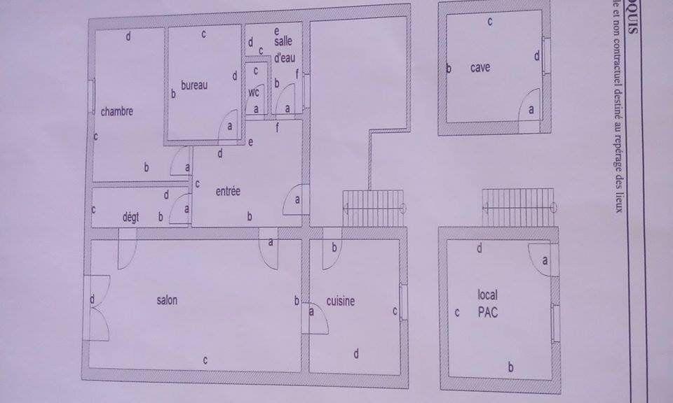 Maison à vendre 3 77m2 à Jayat vignette-5