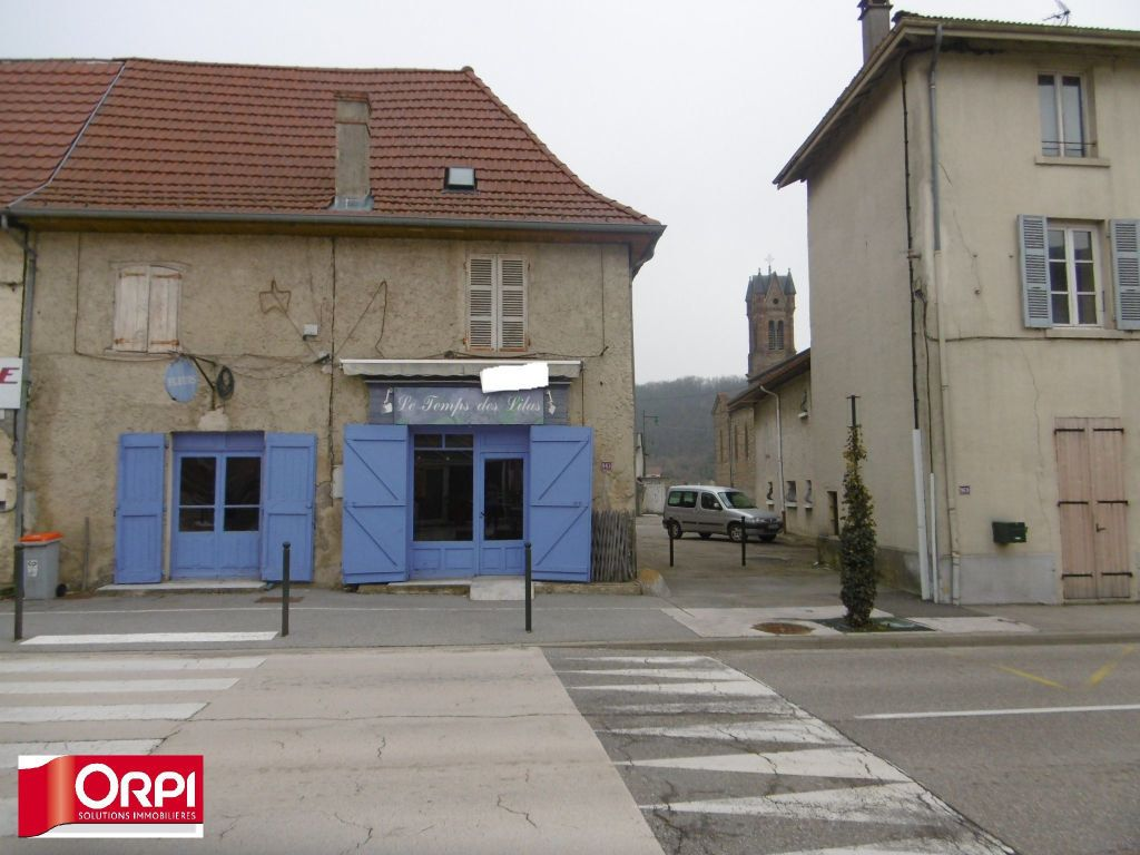 Maison à vendre 5 190m2 à Champier vignette-1