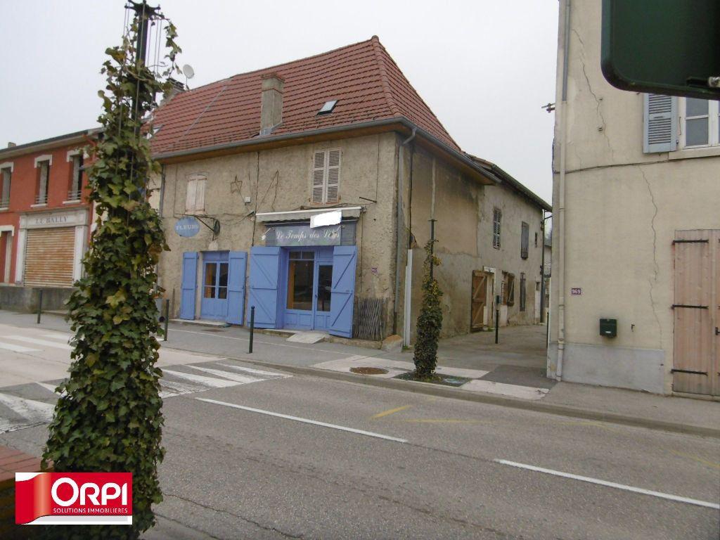 Maison à vendre 5 190m2 à Champier vignette-2