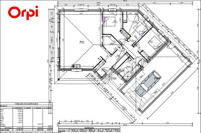 Maison à vendre 4 121.05m2 à Le Grand-Serre vignette-3