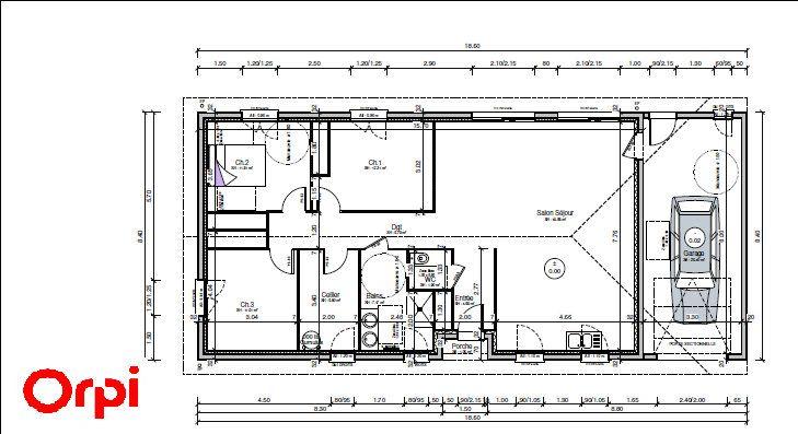 Maison à vendre 4 108.12m2 à Le Grand-Serre vignette-3