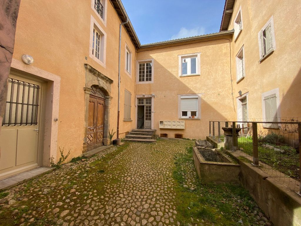 Appartement à louer 2 31.02m2 à La Côte-Saint-André vignette-5