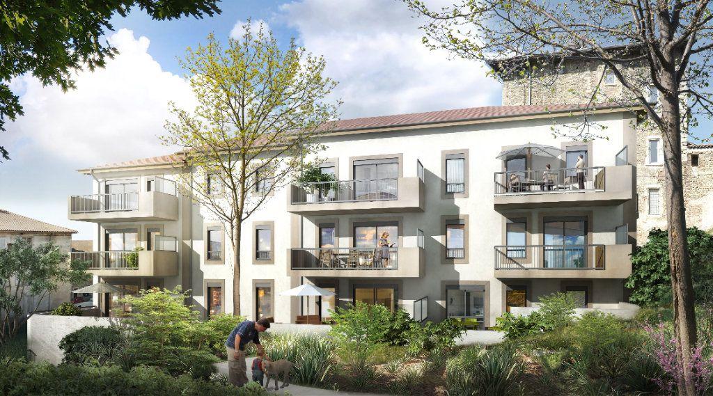 Appartement à vendre 3 63.26m2 à La Côte-Saint-André vignette-1